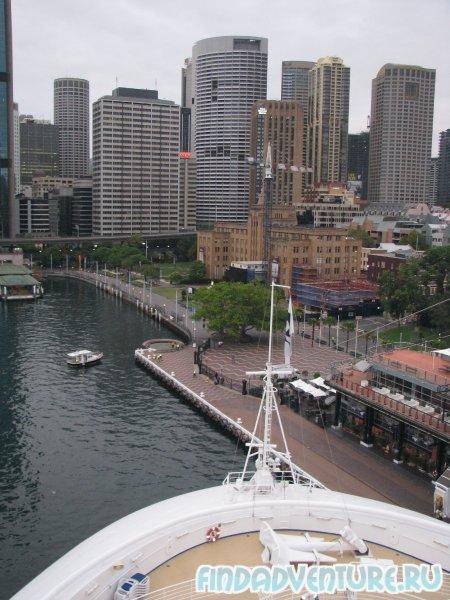Парковка в Сиднее
