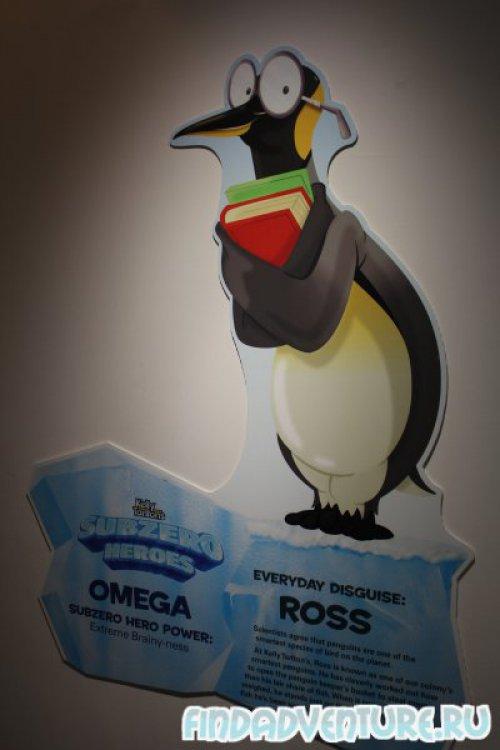 Пингвин Росс