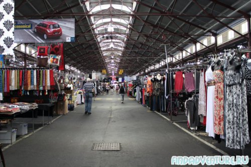 Рынок Victoria market