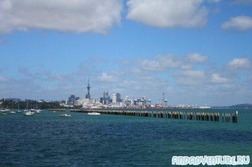 Вид на Окленд 2