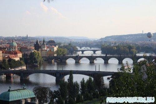 Влтавские мосты