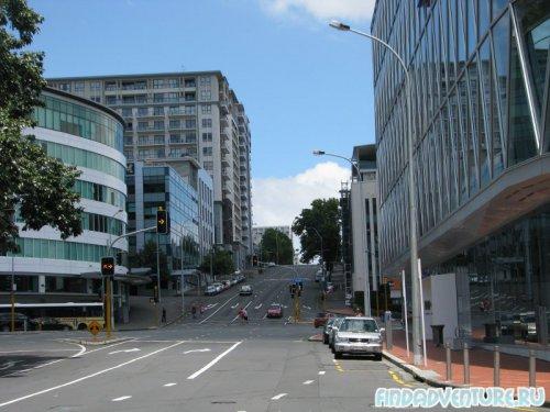 Центр Окленда